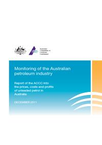 ACCC Formal Price Monitoring Report