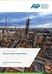 Submission on the 2017 Review of Climate Change Policies
