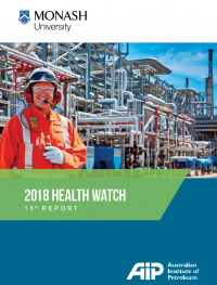 2018 - 15th Health Watch Report