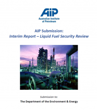 AIP Submission to Interim Report - LF Security Review - May 2019
