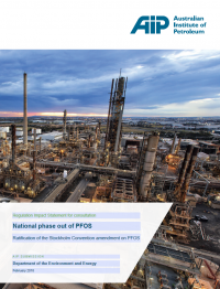 2018 02 AIP Submission to Stockholm PFOS RIS FINAL